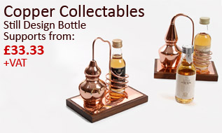 Copper Bottle Supports