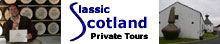 Classic Scotland Tours Private Whisky Distillery Tours