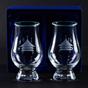 Contemporary Whisky Glass and Watch Glass Covers