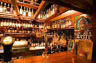 The Anderson Whisky Bar