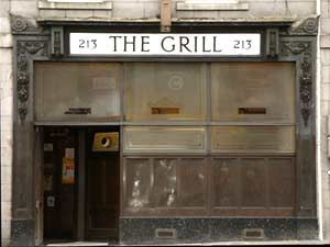 The Grill exterior