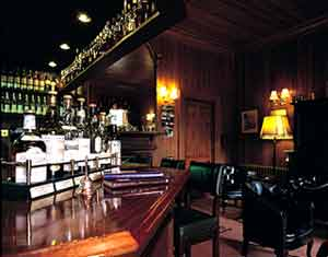 Loch Torridon's Whisky Bar