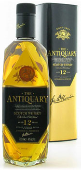 Antiquary bottle