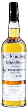 Bailie Nicol Jarvie bottle