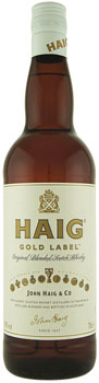 haig bottle
