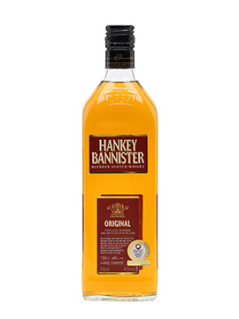 hankey bannister bottle