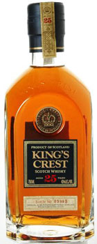 Kings Crest bottle