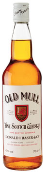 old mull bottle