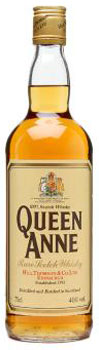 queen anne bottle