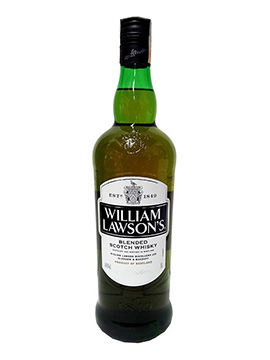 william lawson's bottle