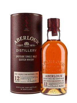 aberlour whisky bottle