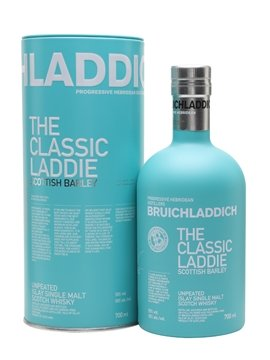 bruichladdich whisky bottle