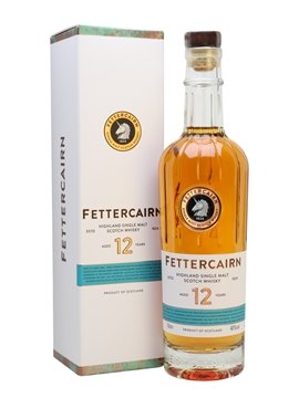 fettercairn whisky bottle