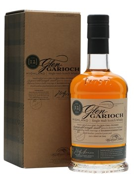 glen garioch whisky bottle