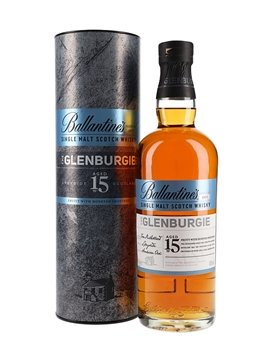 glenburgie whisky bottle