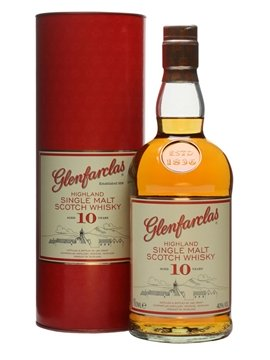 glenfarclas whisky bottle
