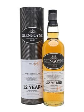 glengoyne whisky bottle