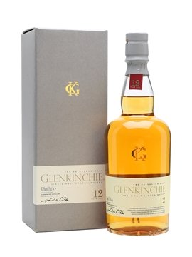 glenkinchie whisky bottle