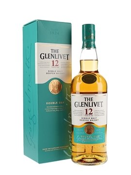 glenlivet whisky bottle