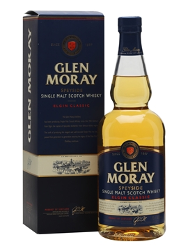 glen moray whisky bottle