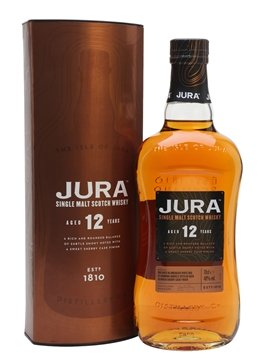 isle of jura whisky bottle