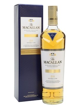 macallan whisky bottle