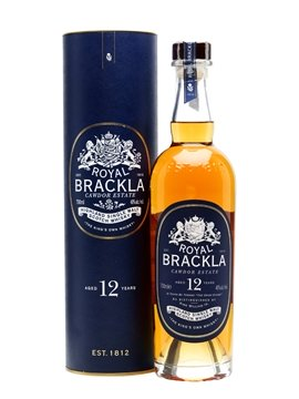 royal brackla whisky bottle