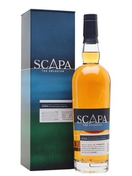 scapa whisky bottle