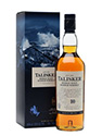 talisker bottle