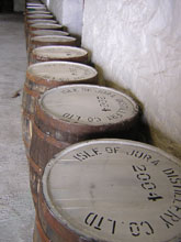 isle of jura casks