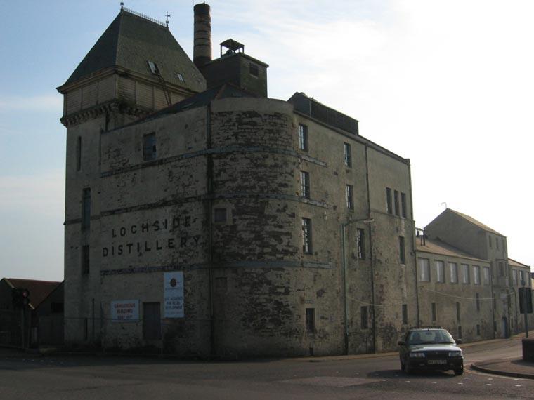 Lochside Distillery The Distilleries Of Scotland