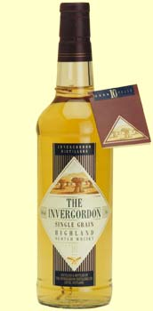 invergordon bottle