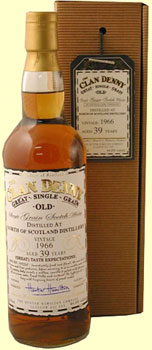 North of Scotland Single Grain