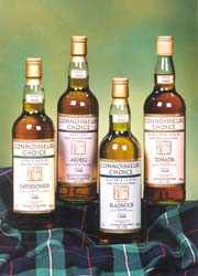 connoisseurs choice bottlings click for details