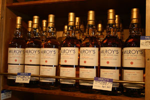 milroys bottlings