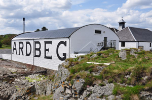 Ardbeg Distillery Tour