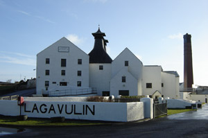 Lagavulin Distillery Tour